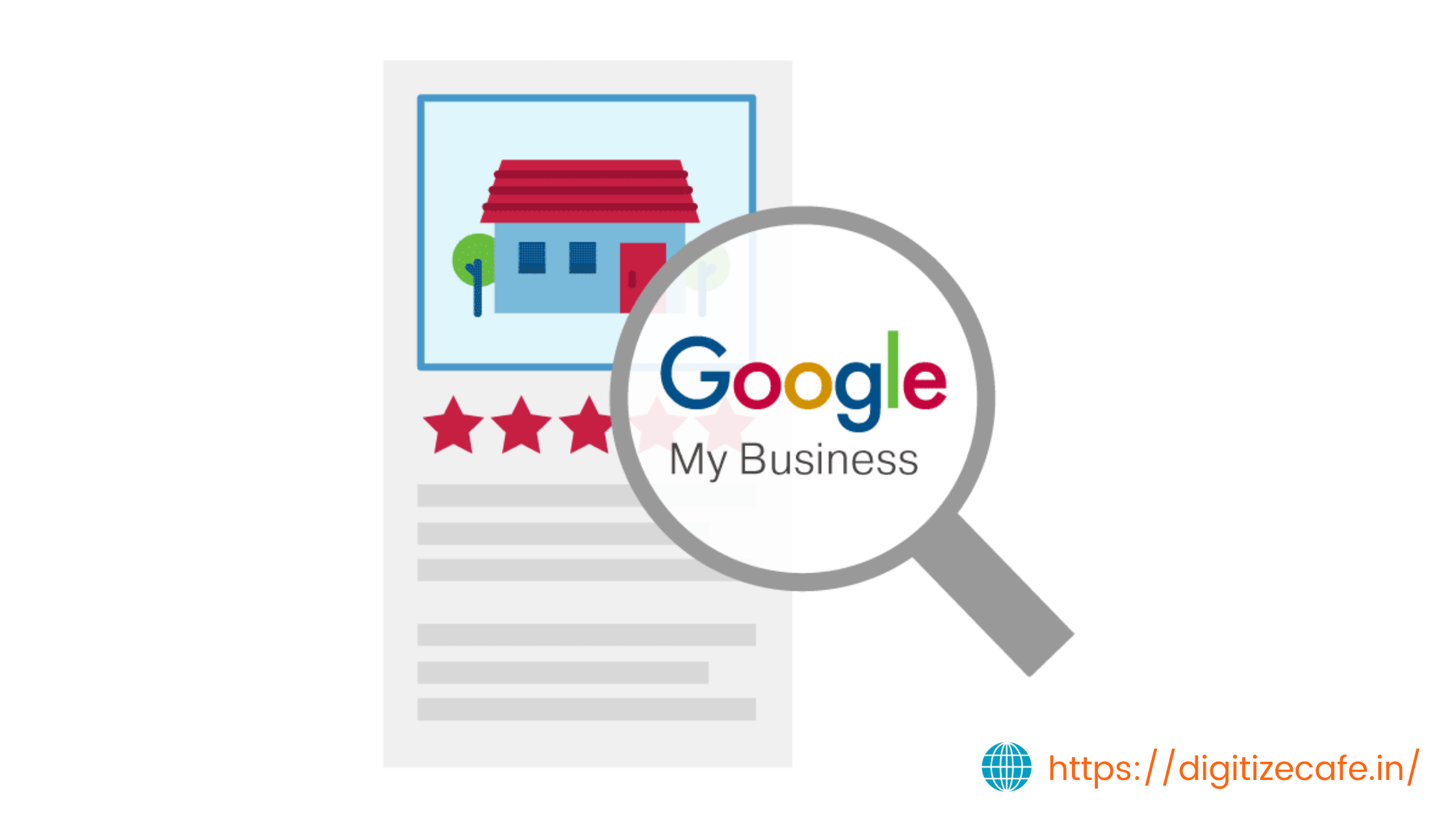 Google My Business for small or medium-size business