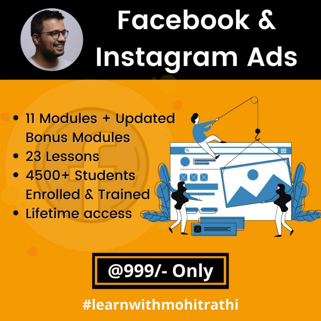 facebook and instagram ads course